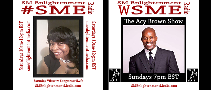 Home Of Saturday Vibes & The Acy Brown Show