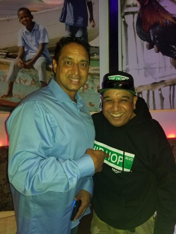 "Jerry ""Fast Feet"" Fontanez & Al Pizarro"