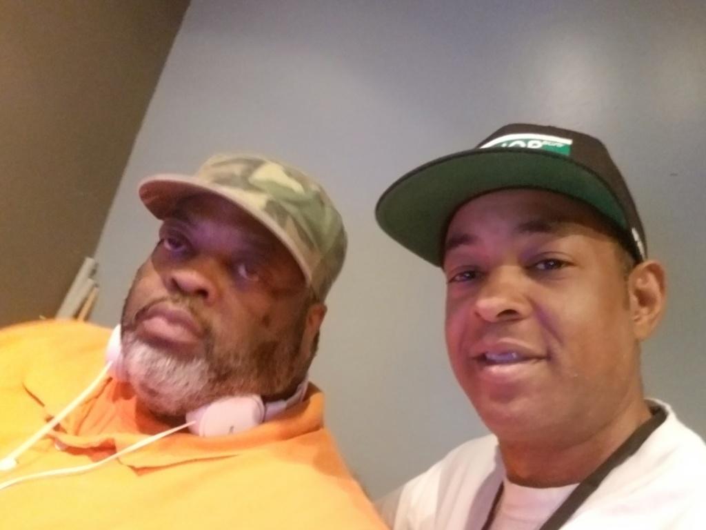 DJ Big Draws & The Grand Wizard Stevie 'D'
