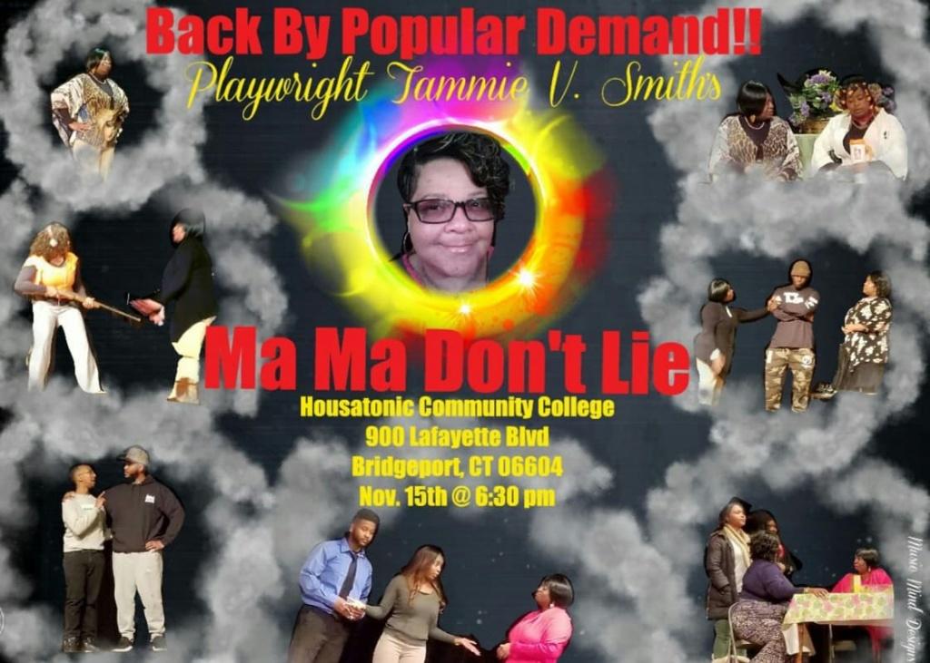 Ma Ma Don't Lie  11-15-18
