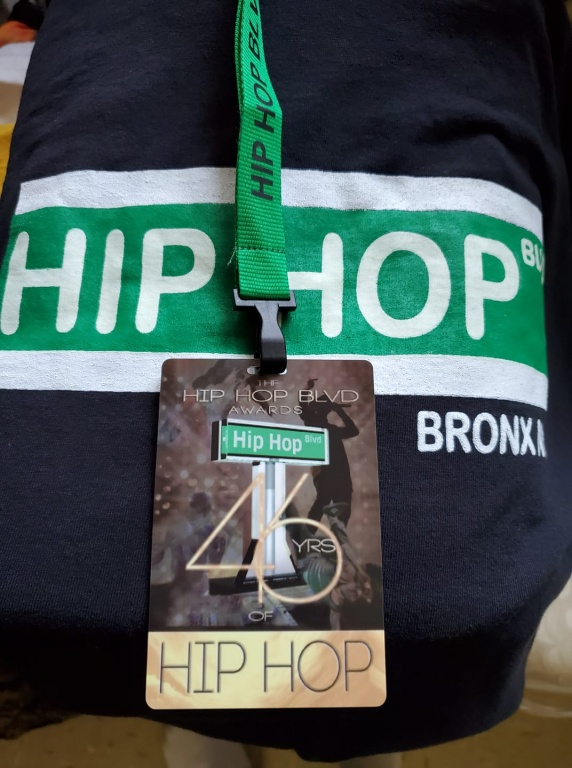 1st Annual Hip Hop Blvd Awards - Celebrating 46 Years Of Hip Hop - Bronx, NY 8/10/19