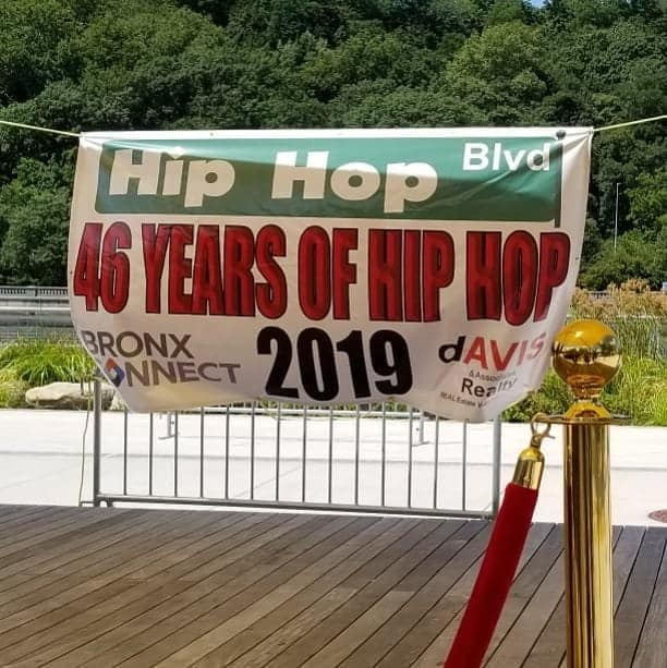 1st Annual Hip Hop Blvd Awards - Roberto Clemente State Park, Bronx, NY - 8/10/19