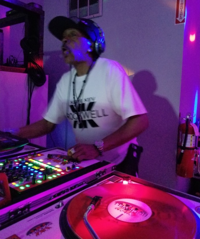 DJ Kevie Kev Rockwell