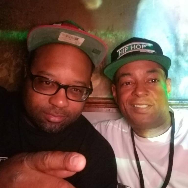 DJ Prime & The Grand Wizard Stevie 'D'