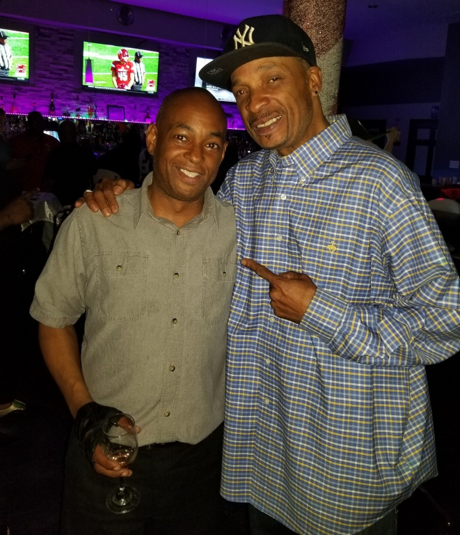 The Grand Wizard Stevie 'D' & Amad Henderson