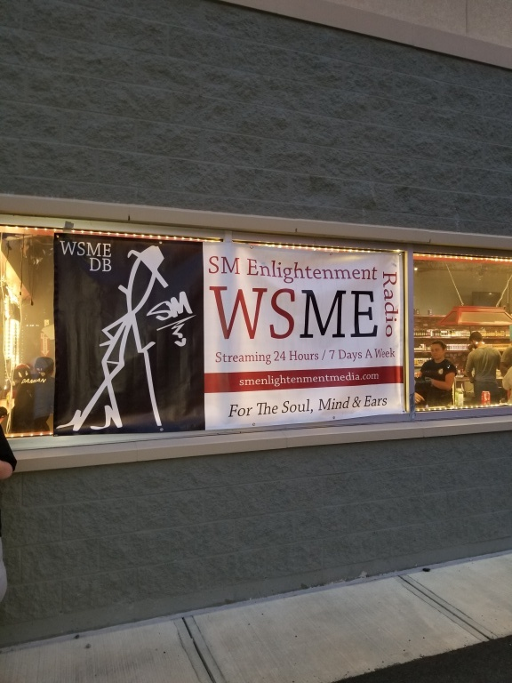 WSME-DB: SM Enlightenment Radio at Vape Pro, RI