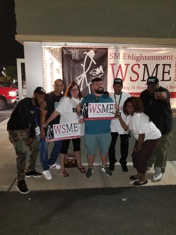 WSME Radio at Vape Pro, RI