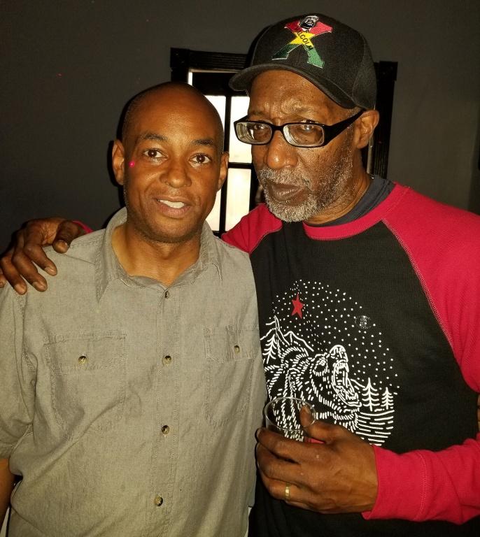 The Grand Wizard Stevie 'D' & The Legendary Coke La Rock