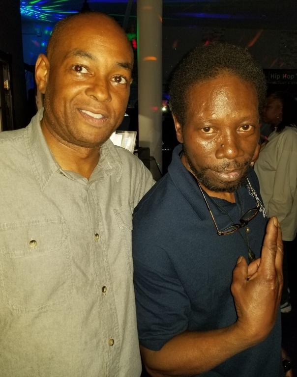 The Grand Wizard Stevie 'D' & The Legendary DJ Jazzy Jay