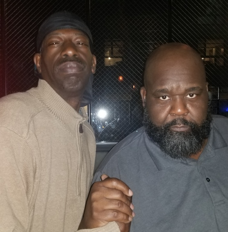 Grand Wizard Rasheen & DJ Diamond D