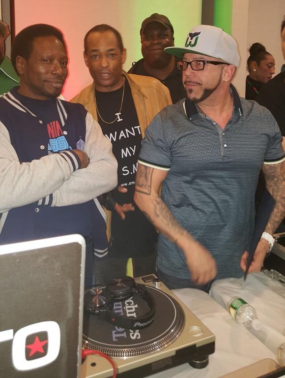 DJ Jazzy Jay, The Grand Wizard Stevie 'D', The Great Doc-P, DJ KG
