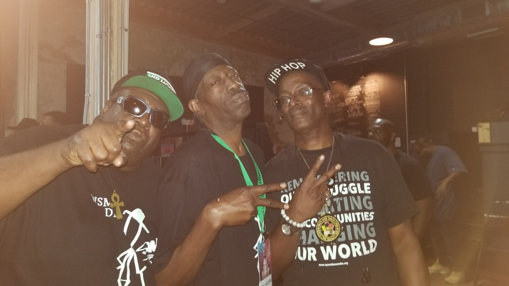 The Great Doc P, Grand Wizard Rasheen, DJ Terrible T
