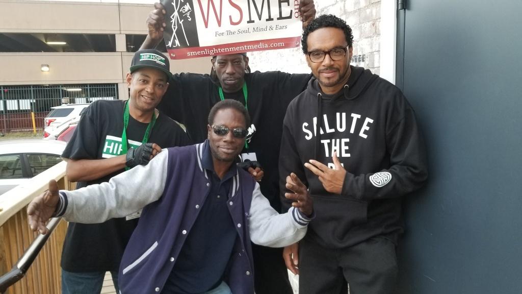 The Grand Wizard Stevie 'D', The Original DJ Jazzy Jay, Grand Wizard Rasheen, DJ Billy Busch