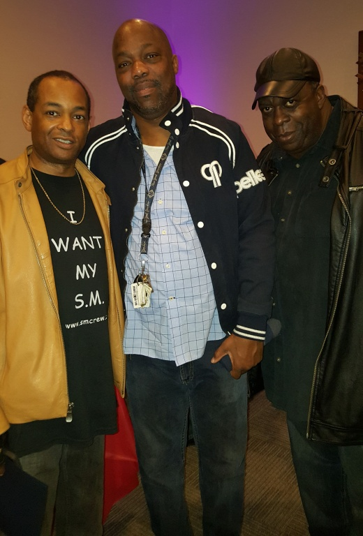 The Grand Wizard Stevie 'D', DJ Kool Keith, The Great Doc-P