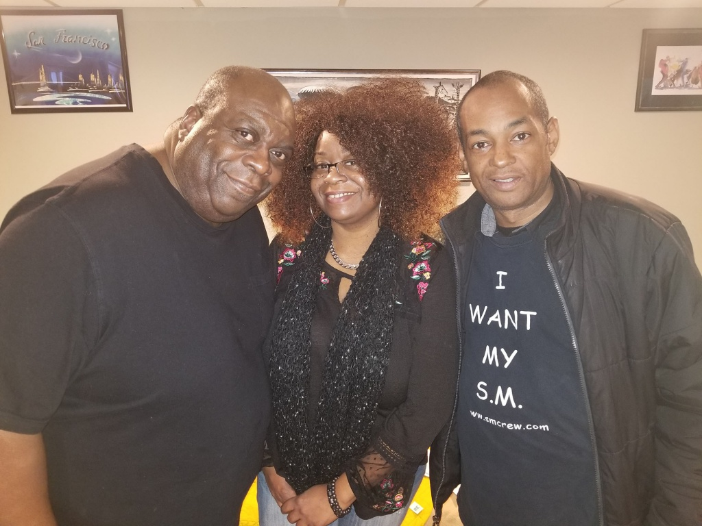 The Great Doc-P, Songstress4Lyfe, Stevie 'D'