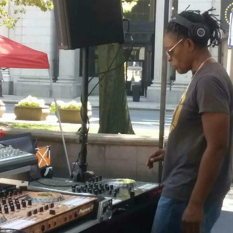 DJ Cocomotion The Music Mixologist