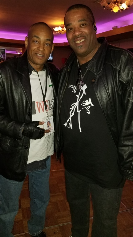 The Grand Wizard Stevie 'D' & The Original Grand Master J