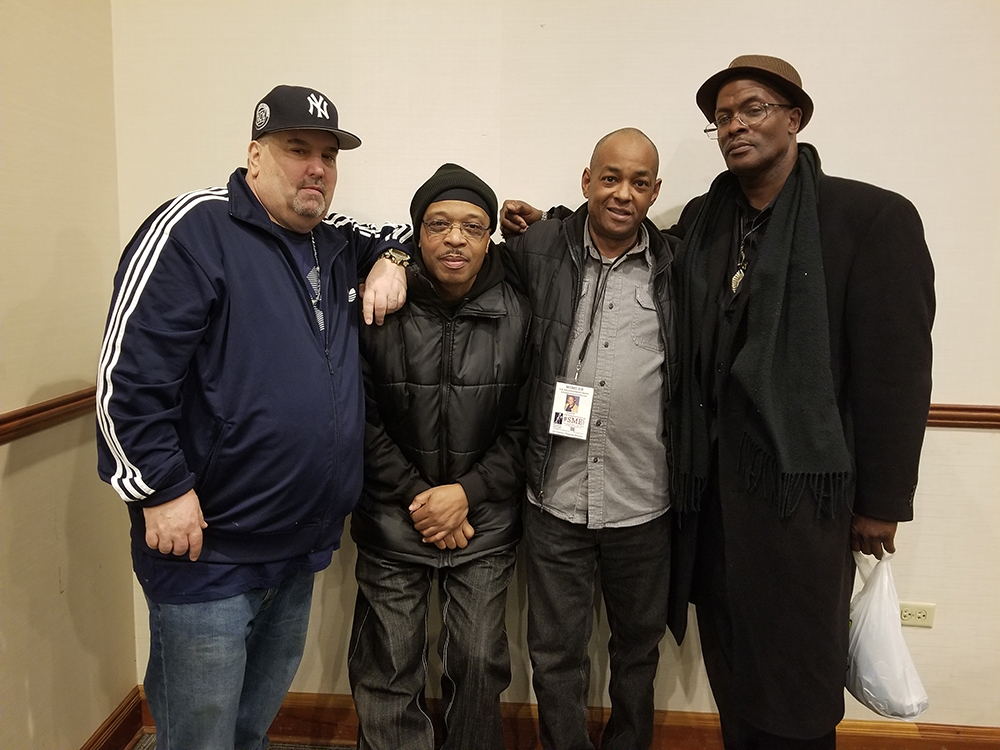 DJ White Flash, The Original Cutmaster Joey Dee, Stevie 'D', DJ Terrible T