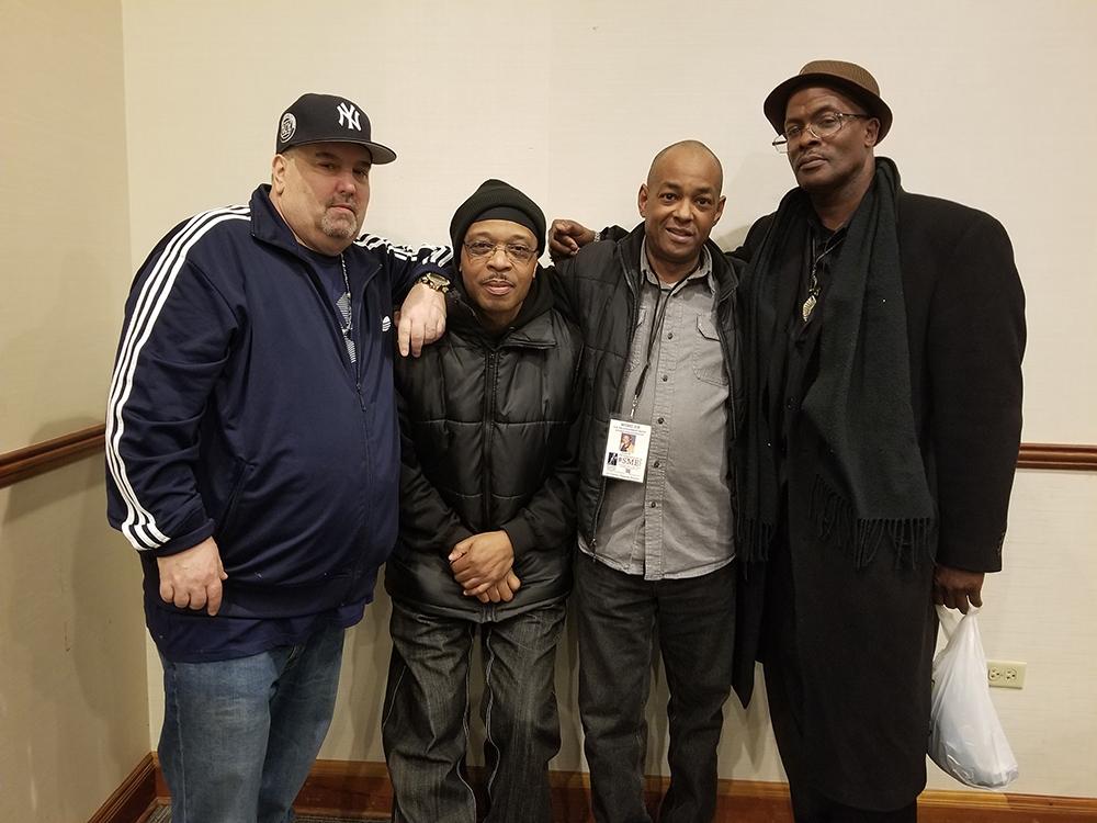 DJ White Flash, The Original Cutmaster Joey Dee, Stevie 'D', DJ Terrible T